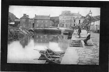 BURTONPORT -The Quay, near Dungloe, Donegal, Ireland. Gaeltacht. Publ:- Lawrence