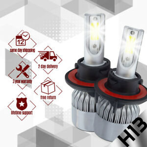 XENTEC LED HID Headlight Conversion kit H13 9008 6000K for 2007-2009 Suzuki XL-7