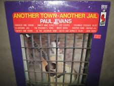 PAUL EVANS Another Town Another Jail RARE SEALED New Vinyl LP Kapp KS-3475 Hole