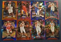 2019-20 Prizm Basketball All Serial Numbered Fast Break and Prizms You Pick