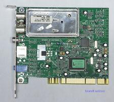 MEDION ctx917_v.1 DVB-T Scheda PC Computer PCI sintonizzatore TV 7134 con fattura