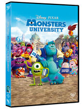 Monsters University DVD Bia0359602 Pixar Animation Studios