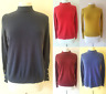 WOMENS M&S JUMPER CREW NECK NEW LADIES SOFT RIBBED SIZE 6-18 Plus Size FREE P&P