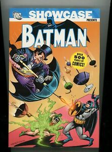 DC Showcase Presents Batman Vol 3,  Trade Paperback TPB Graphic Novel