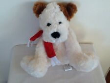 CHAD VALLEY CUDDLE CLUB CHRISTMAS PUPPY DOG EXCELLENT CONDITION