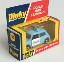 DINKY POLICE MINI CLUBMAN - No 255 - BOXED