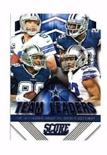 Dallas Cowboys 2015 Panini Score, Team Líderes TONY römö