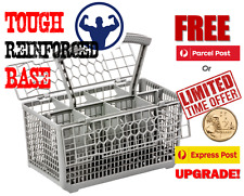 Quality dishwasher cutlery basket. Suits Euro, Beko, Samsung, Baumatic, Teka