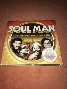 Soul Man - Various Artists (2017) CD