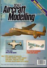 SCALE AIRCRAFT MODELLING FEB 99 WW2 RAF AVRO LANCASTER_HAWKER TYPHOON_Fw190D