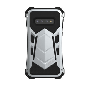 Metal + silicone case for Samsung s10 s10 plus note 9 Battlegear design Military