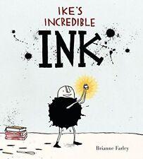 Ike's Incredible Ink-ExLibrary