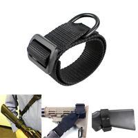 Heavy Duty Sling Adapter Universal Fit Shotgun Rifle Attachment Mount ButtStock