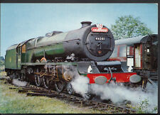 Train Postcard - L.M.S.R 'Pacific' Locomotive 'Princess Elizabeth'  RR1503