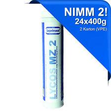 24x400gr.LMZ2 Kartusche für Fettpressen Nippelschmierung