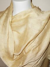 NEW FASHION WOMEN SILVER GOLD  SCARF WINTER SCARVES SHAWLS LARGE STOLE GIFT