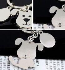 Spinning Cute Dog Keychain Key Chain Ring Keyring Keychain Cute Gift KEY1946 US