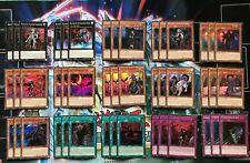 Yu-Gi-Oh! Vampir Deck Core! Deutsch! 39 Main Deck + 6 Extra Deck Karten (DASA)
