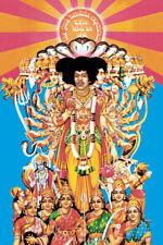 "Jimi Hendrix - Axis Poster 24"" X 36"""