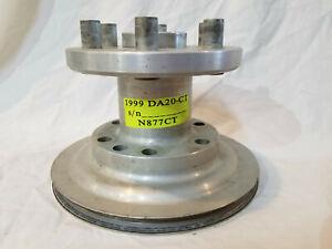 """Prop Extension SAE-1 Diamond DA20C 4"""" Continental O-200 IO-240 Lycoming O-235"""