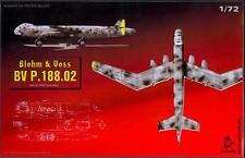 Unicraft Models 1/72 BLOHM und VOSS BV P.188.02 German Jet Bomber Project