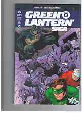 LOT DE 4 GREEN LANTERN SAGA 31 32 33 34  URBAN DC COMICS