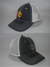 New Timberland Men's Mesh Trucker Hat Embroidery Snapback Adjustable Cap OSFM