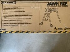 Rockwell RK9000 JawHorse Portable Work Support Station Brand New In Box