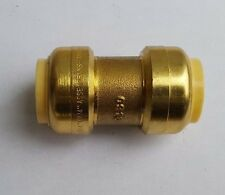 """5 PIECES 3/4"""" SHARKBITE STYLE PUSH FIT COUPLINGS FITTINGS NEW!"""