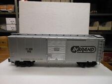 Aristocraft G-Scale Steel Box Car Inbrand 46000