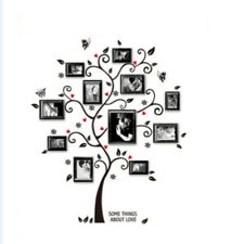 Family Tree Wall Decal Sticker Vinyl Photo Picture Frame Removable Home Decor US