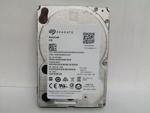 "Seagate Barracuda ST5000LM000 5TB 2.5"" Internal Hard Drive 15mm 0.59"" height"