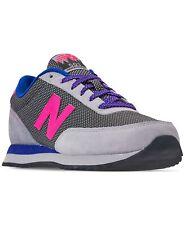 New Balance 501 Casual Men's 11.5 Grey/Pink/Blue NIB MSRP $70