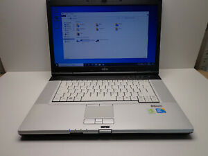 Fujitsu Lifebook E780 Core i5-M520 2x 2.40GHz 4GB DDR3 320GB HDD Win10