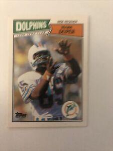 1987 Topps Dolphins Mark Duper