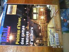 1µ? Revue Rail Passion n°89 BB 67000 Toul-Chalindrey Traxx F 140 Poste Suisse