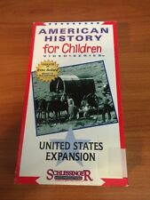American History for Children: United States Expansion (VHS) Schlessinger...107