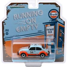 Greenlight Running on Empty 1 1966 VW Bug Beetle Gulf 1/43