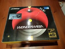 WONDERMEGA RG-M1 VICTOR SEGA MEGA DRIVE / CD  JPN + BOX !!! VERY RARE !!!