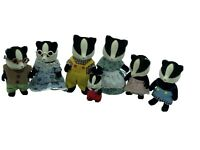Calico Critters Sylvanian Families Celebration Badger Family