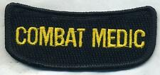 US Army Combat Medic Patch