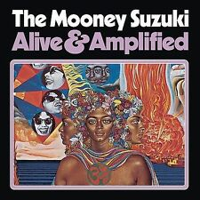 Alive & Amplified by The Mooney Suzuki CD, Aug-2004, Columbia NEW SEALED