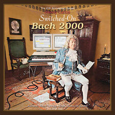 Switched-On Bach 2000 by Wendy Carlos (CD, Nov-2004, Ryko Distribution) Like New