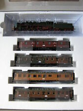 Fleischmann HO Scale Model Train Starter Sets & Packs
