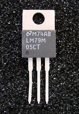 Ti National -5V/0.5A Negative Voltage Regulator Lm79M05Ct, To-220, 10pcs