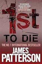 1st Edition Books James Patterson