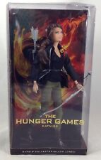 Barbie Collector The Hunger Games Katniss Black Label  Mattel 2012