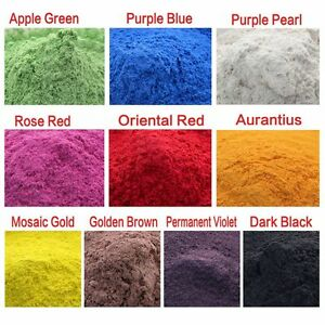 50g Cosmetic Grade Natural Mica Powder Pigment Soap Candle Colorant Dye