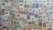 1000 Different Albania Stamp Collection