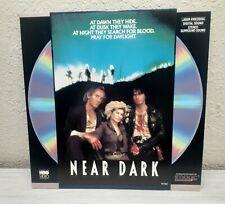 NEAR DARK LASERDISC LASER DISC HBO VIDEO 1989 TESTED